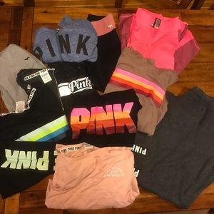 PINK XS LOT